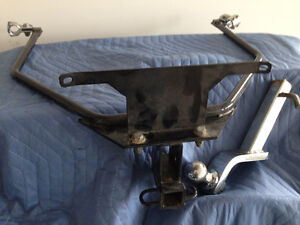 Goldwing Trailer Hitch