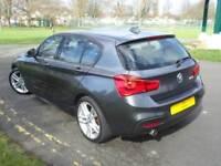 BMW 1 SERIES 116D M SPORT 5DR AUTO 2016/66