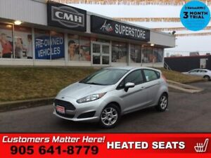 2015 Ford Fiesta SE  HEATED SEATS BLUETOOTH ALLOYS PWR-GROUP