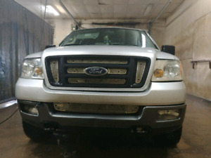 2004 Ford F150, FX4 Supercab
