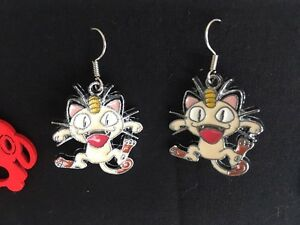 Anime - Pokemon - Nintendo earrings, keychains or necklaces London Ontario image 7