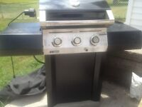 CENTERION 2800 BBQ WITH ROTISERY