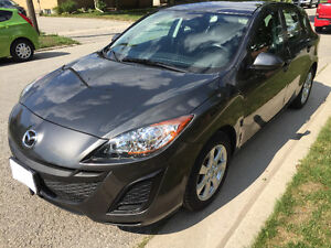 2011 Mazda3 Sport GX Hatchback certified/e-tested