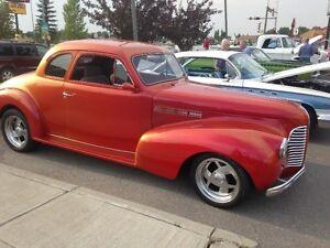 1940 Buick street rod