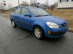 2006 kia rio , LOW KM!! NEW MVI !! AC !!