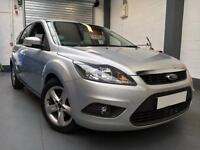 Ford Focus 1.6 Zetec 5dr! RAC WARRANTY and BREAKDOWN INCLUDED! RAC INSPECTION!