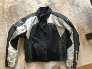 Dainese D-Tec M otorcycle Jacket Size 56