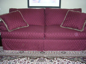 Sklar Peppler quality made sofa