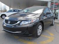 Honda Civic Sedan 4dr Man DX 2014