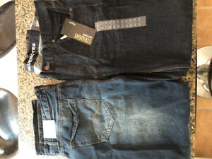 Men's  jeans. New with tags size 36/32