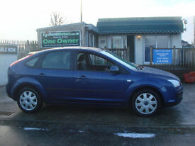 Ford Focus 1.6 2007MY LX PAY AS YOU GO TODAY