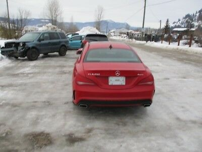 Engine 117 Type CLA250 AWD 4G Fits 14 MERCEDES CLA-CLASS 7902980