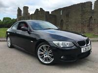 2011 BMW 320d M Sport **Red Leather - Xenon Lights - Full History**
