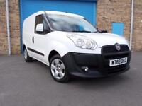 2014 Fiat Doblo 1.3 Multijet 16V SX Van Start Stop 5 door Panel Van