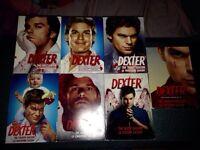 Dexter saison 1 a 7. Francais anglais