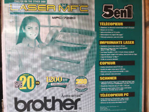 BROTHER MFC7200