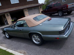 94 JAGUAR XJS6,  134000KM, BLUE, EXCELLENT CONDITION, $11900,