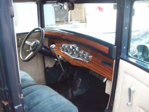 1929 4 door nash completely rebuild for sale