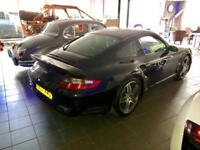 2007 Porsche 911 Turbo 997 Turbo Tiptronic S with full Porsche history been ...