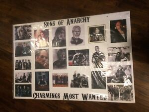 Sons of Anarchy party props