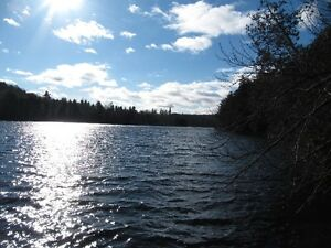 Waterfront land - Gore, QC, Lakefield Domaine