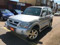 2003 Mitsubishi Shogun 3.5 GDI Automatic Warrior SWB ***Warranty***
