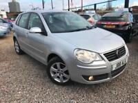 Volkswagen Polo 1.4 80 PS Match 6 Speed Auto