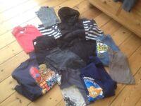 Bag of men's clothes