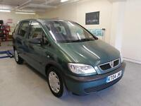 Vauxhall Zafira 1.6 One Owner 7 Seater Clean Car Outstanding Condition