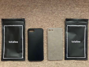For Sale - iPhone 8 Totallee Protective phone Cases - 2 for $35