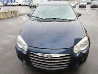 2006 Chrysler Sebring - Volant inclinable- Siege rabattable