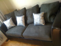 sofa couch - ATTRACTIVE MATCHING COUCH SOFA SET - delivery avail