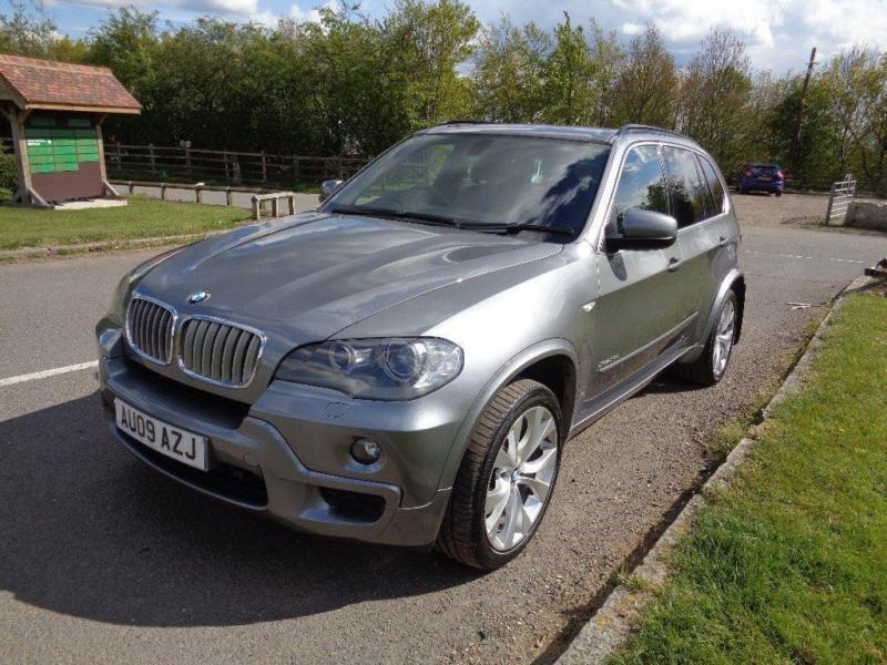 2009 bmw x5 3 0 35d m sport xdrive 5dr in brentwood. Black Bedroom Furniture Sets. Home Design Ideas
