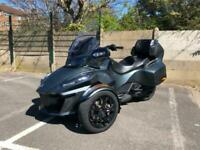 Can-Am Spyder RT Limited SE6 2019 only 1950 miles!