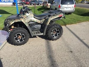 2009 Can Am Outlander  800cc Kitchener / Waterloo Kitchener Area image 4