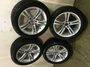 BMW 5 series Winter Tires