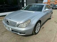 2007 Mercedes-Benz CLS CLASS 3.0 CLS320 CDI 4d 222 BHP Coupe Diesel Automatic