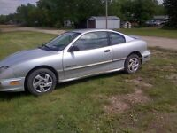 Are you selling something?? Pontic Sunfire!!