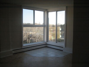Spacious 1 Bedroom with balcony