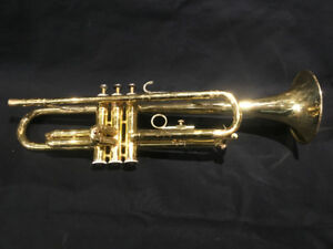 Used Besson Student Model Trumpet