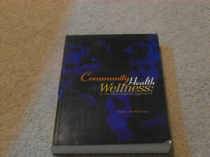 Community Health Wellness: A sociological Approach Cambridge Kitchener Area image 1