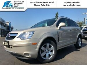 2009 Saturn VUE XR-6  LOW LOW KMS,LOCAL TRADE, NEW TIRES!!!
