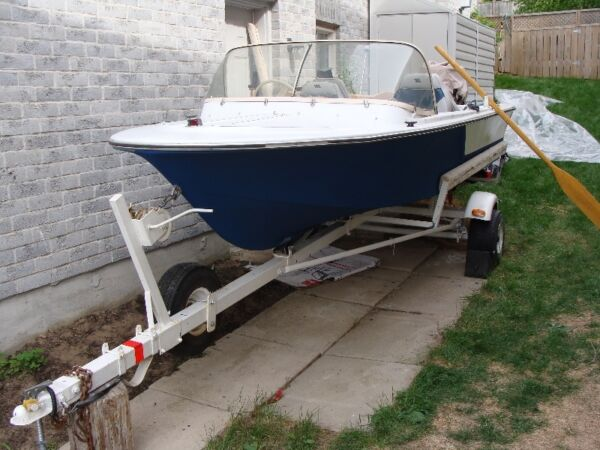 Used 1990 Other N14ft-40hp 2 stroke Johnson