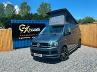 Luxury Volkswagen Transporter T6 Campervan New Conversion High Spec