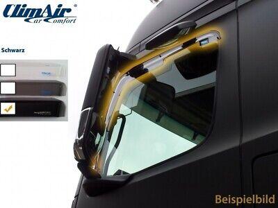 ClimAir Windabweiser Mercedes Sprinter W907 02/2018- schwarz mit ABE