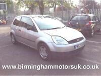 2004 Ford Fiesta 1.25 LX 3dr