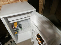 Mini Bar Fridge + Beer Brewing equipment. Moving sale