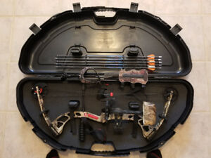 PSE STINGER 3G - Entire Mint Condition Archery Package 375 OBO