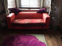 Almost New IKEA Klippan 2 seater sofa