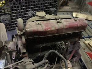 Engine   IH  Six Gas... Very Good shape